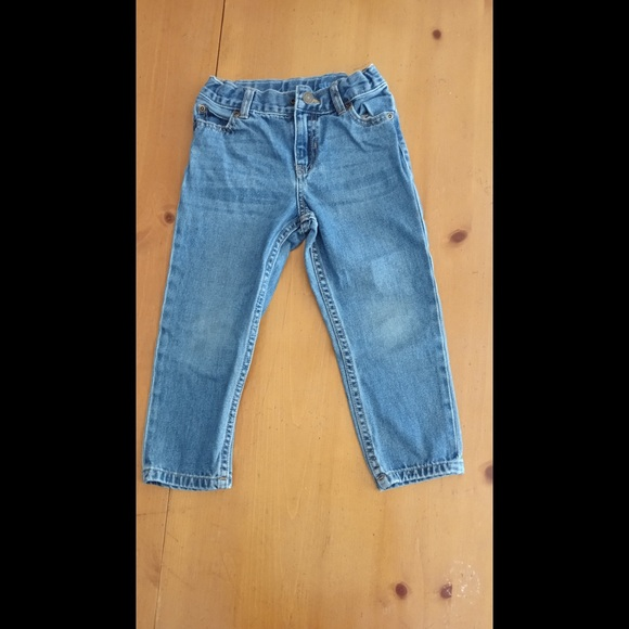 Carter's Other - Carters 5T Adjustable Waist Straight Leg Jeans